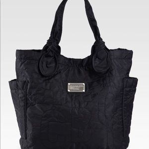 Marc by Marc Jacobs black Tate Tote Bag